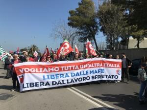 21 Marzo - manifestazione Libera