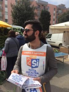 24 marzo - mercato Giovinazzo
