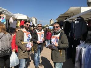 9 Marzo - Mercato via Amodeo Bari